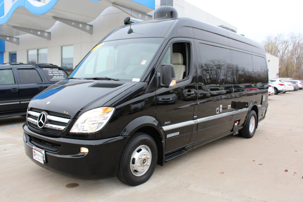 Motorhome inspections test drive technologies vehicle for Motor city gmc service department