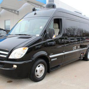 2012 Mercedes Sprinter 3500 Airstream Interstate Motor Coach Inspection 003