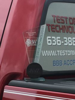 Test Drive Technologies Named Veteran Owned Business of 2017