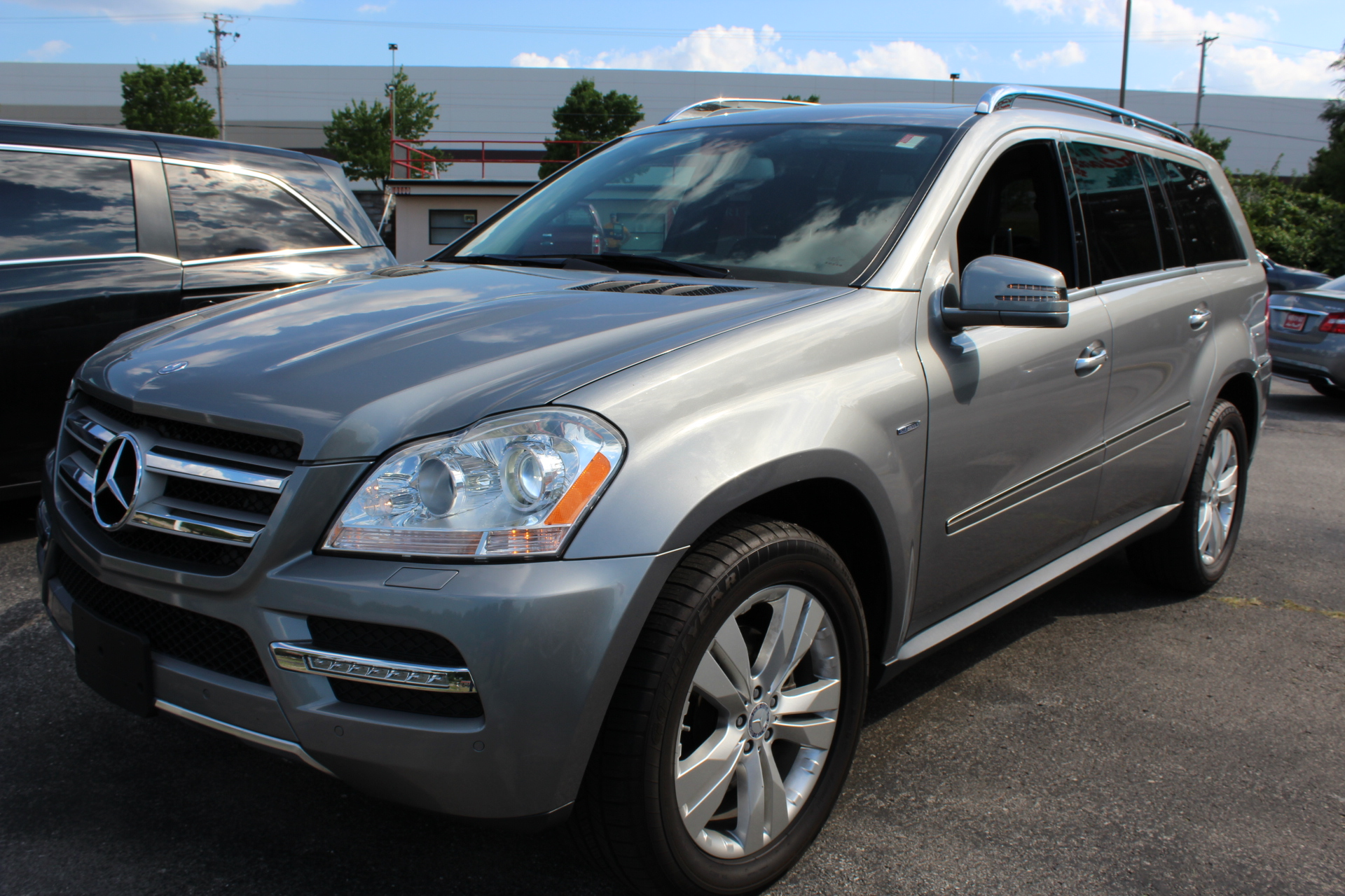 2012 mercedes benz gl 350 bluetec diesel pre purchase. Black Bedroom Furniture Sets. Home Design Ideas