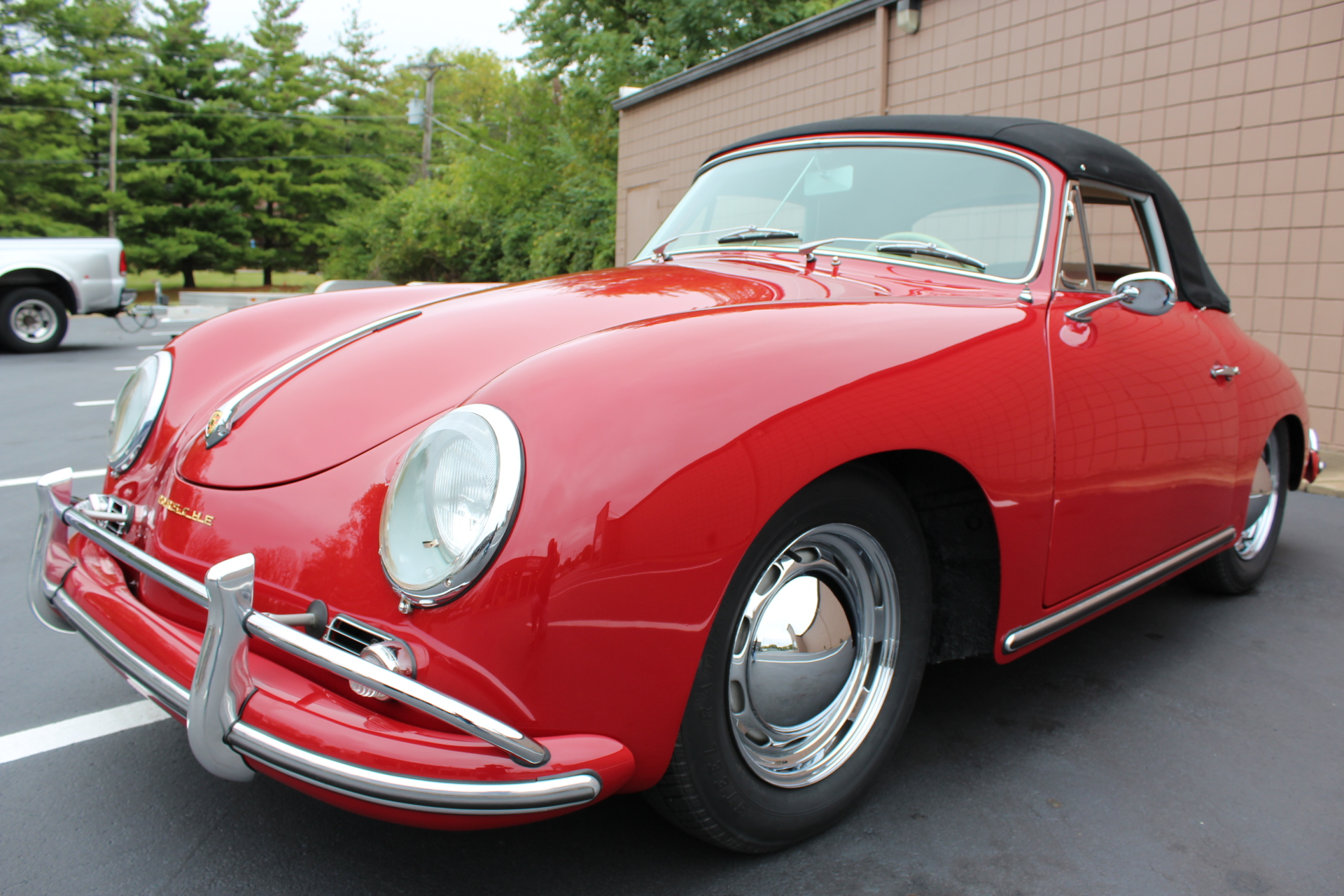 1959 Porsche 356A Classic Car Inspection – St Louis, Mo – Test Drive ...