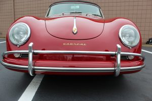 1959 Porsche 356A Cabriolet Collector Classic Car Inspection - St Louis, Mo 048