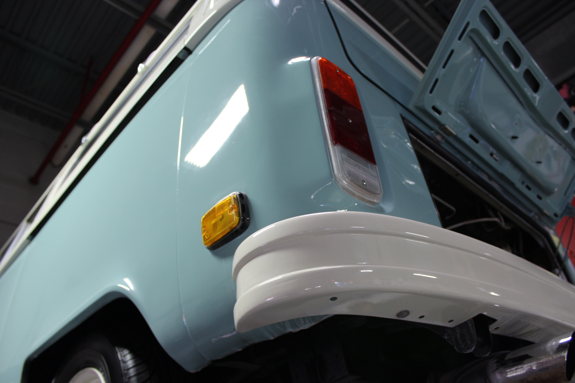 Pa Lemon Law Used Car >> 1973 VW Volkswagen Camper Bus Collector Car Inspection in Fenton, Mo 032 – Test Drive ...