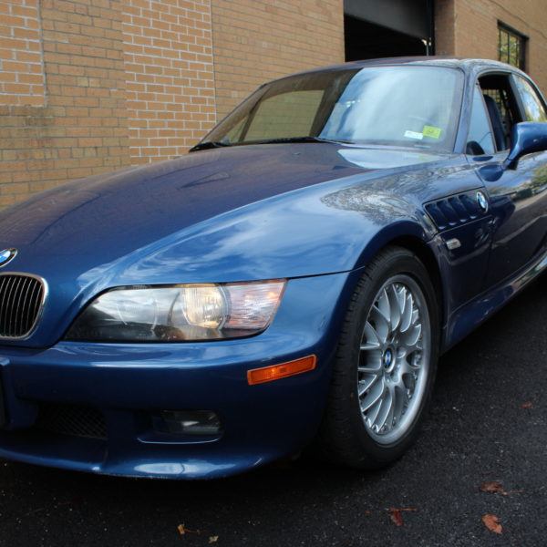 2001 BMW Z3 3.0i Used Car Inspection in St Louis, MO 038