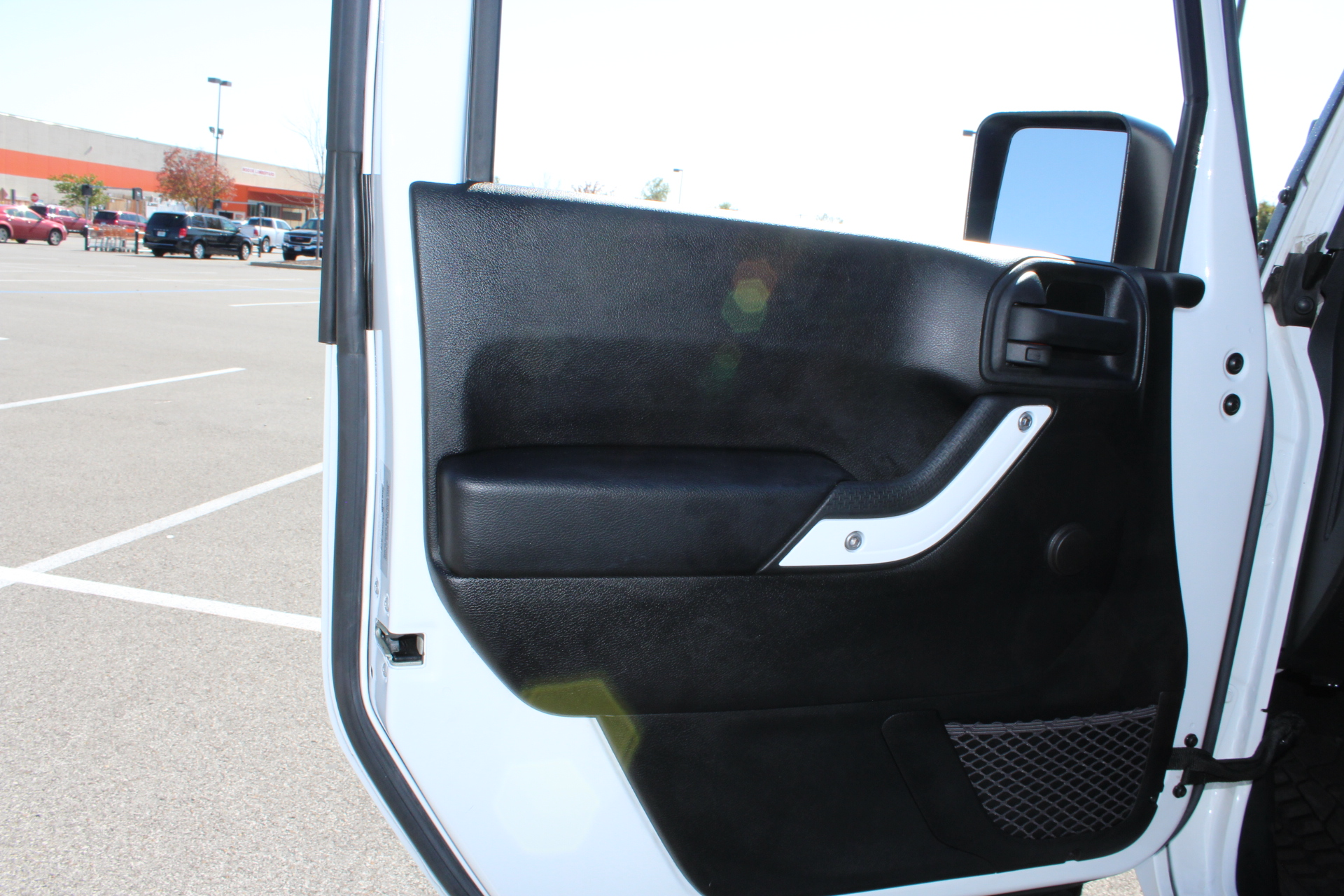 Travel Trailer Jeep Wrangler Unlimited
