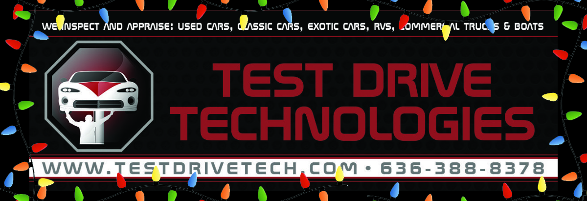 Test Drive Technologies Vehicle Inspection & Appraisal Services