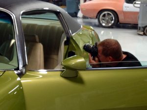 Inspecting A Classic Car Before Purchase
