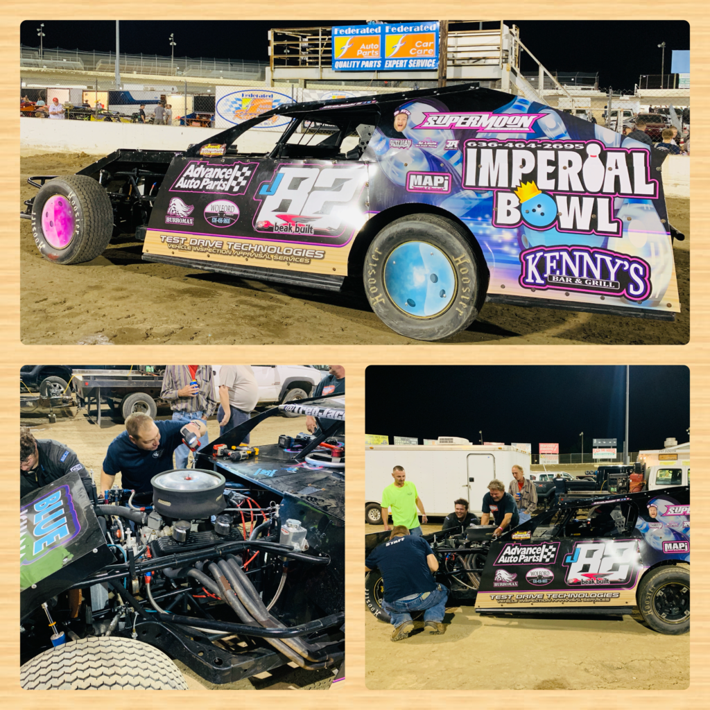 Sponsorship of the J82 Pro-Modified of Treb Jacoby