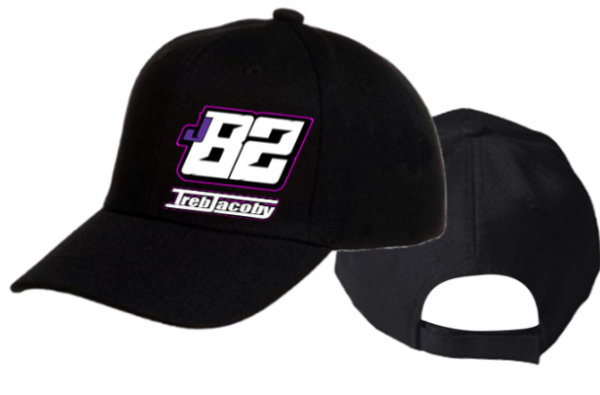 Treb Jacoby J82 Velcro Adjustable Open Back Hat