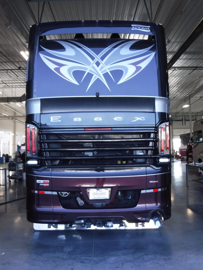 Sample Rv, Camper, Motorhome Inspection