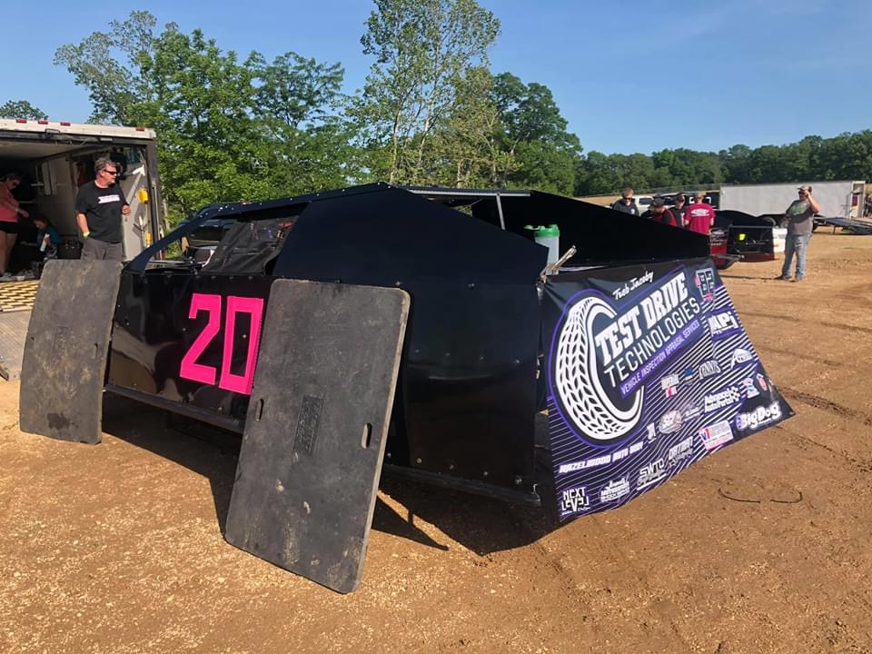 Treb Jacoby J82 (20) Takes 2nd At Lake Of Ozarks Speedway