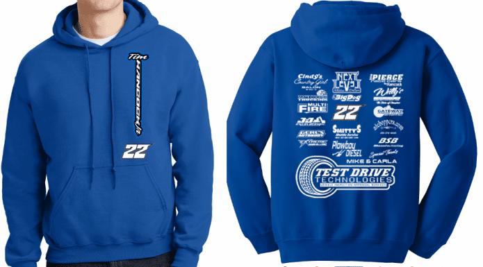 Team & Driver Merchandise Ordering