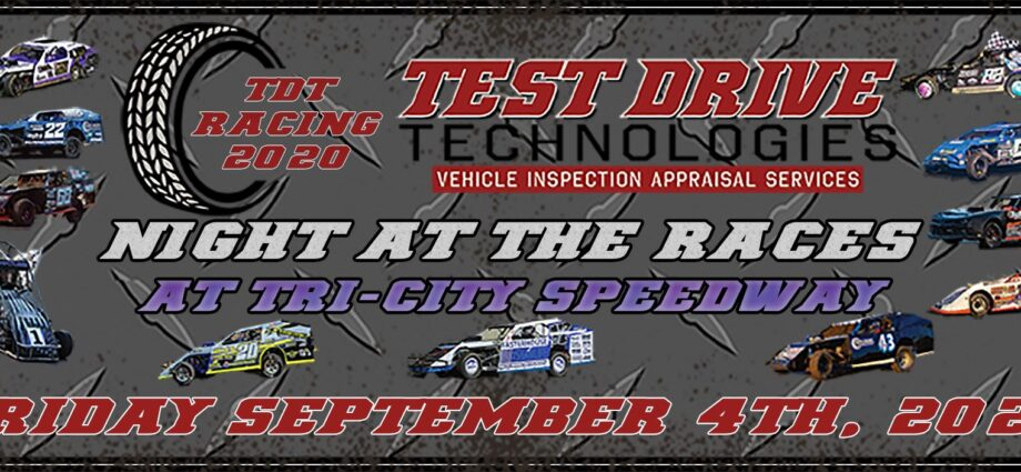 TDT Racing Takes Over Tri-city Speedway Sept 4th 2020