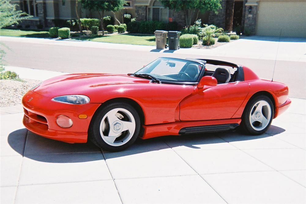 Pre-Purchase Inspection on a 1992 Dodge Viper
