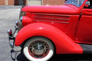 1936 Ford Model 68 Deluxe B7RA206073 Pre-Purchase Antique Vehicle Inspection012