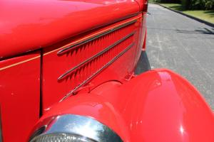 1936 Ford Model 68 Deluxe B7RA206073 Pre-Purchase Antique Vehicle Inspection020