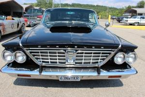 1963 Chrysler New Yorker Wagon Classic Car Inspection 049