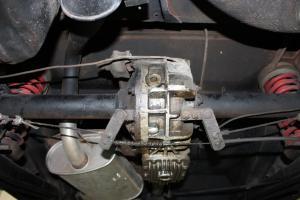 1967 Alfa Romeo Duetto - AK664115 - Classic Car Inspection - Fenton, Mo 020