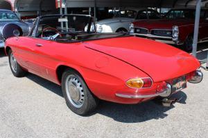 1967 Alfa Romeo Duetto - AK664115 - Classic Car Inspection - Fenton, Mo 032