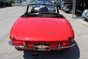 1967 Alfa Romeo Duetto - AK664115 - Classic Car Inspection - Fenton, Mo 033