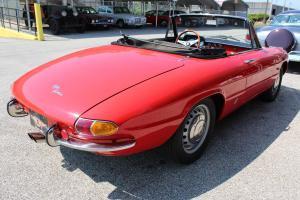 1967 Alfa Romeo Duetto - AK664115 - Classic Car Inspection - Fenton, Mo 034