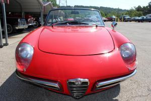 1967 Alfa Romeo Duetto - AK664115 - Classic Car Inspection - Fenton, Mo 037