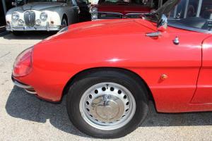 1967 Alfa Romeo Duetto - AK664115 - Classic Car Inspection - Fenton, Mo 039
