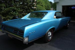 1967 Pontiac GTO Pre-Purchase Classic Car Inspection
