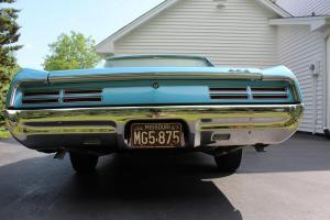 1967 Pontiac GTO Pre-Purchase Classic Car Inspection 027