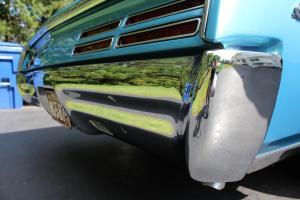 1967 Pontiac GTO Pre-Purchase Classic Car Inspection 028