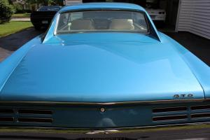 1967 Pontiac GTO Pre-Purchase Classic Car Inspection 031