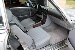 1987 MERCEDES 560SL WDBBA48D5HA063068 - CLASSIC CAR INSPECTION 090