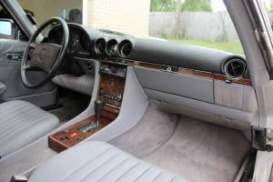 1987 MERCEDES 560SL WDBBA48D5HA063068 - CLASSIC CAR INSPECTION 092