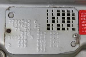 1987 MERCEDES 560SL WDBBA48D5HA063068 - CLASSIC CAR INSPECTION 104