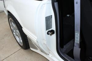 1993 Ford Mustang Saleen - 1FACP41E9PF110505 - Collector Car Inspection 101