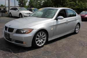 2008 BMW 335i Pre-Purchase Luxury Car Inspection 003
