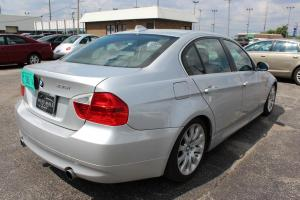2008 BMW 335i Pre-Purchase Luxury Car Inspection 007