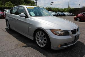 2008 BMW 335i Pre-Purchase Luxury Car Inspection 009