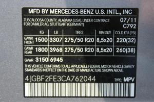 2012 Mercedes GL 350 Diesel Luxury Car Inspection 001
