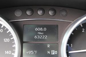 2012 Mercedes GL 350 Diesel Luxury Car Inspection 002