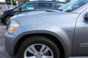 2012 Mercedes GL 350 Diesel Luxury Car Inspection 010